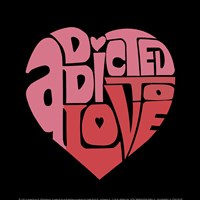 Addicted to Love Fine-Art Print