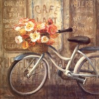 Meet Me at Le Cafe II Fine-Art Print
