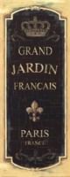 Garden View VIII - Grand Jardin Fine-Art Print