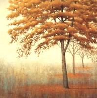 Autum Trees I Fine-Art Print