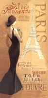 Ladies of Paris I Fine-Art Print