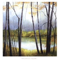 Tranquil River Fine-Art Print