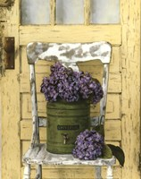 Cottage Bouquet I Fine-Art Print