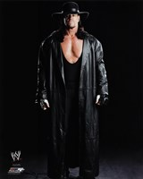 The Undertaker 2012 Studio - WWE Fine-Art Print