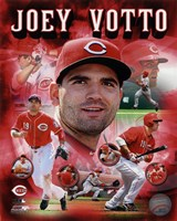 Joey Votto 2012 Portrait Plus Fine-Art Print