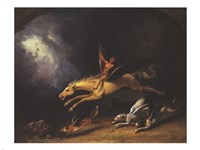 The Fox Hunter's Dream Fine-Art Print