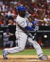 Hanley Ramirez 2012 batting Fine-Art Print
