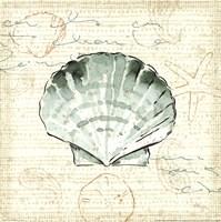 Ocean Prints II Fine-Art Print