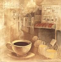 Cafe de Paris I Fine-Art Print