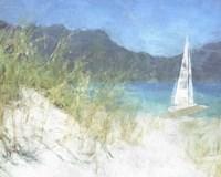 Yacht Waiting Fine-Art Print