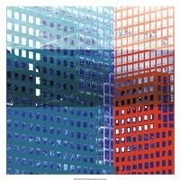 Bright City II Fine-Art Print