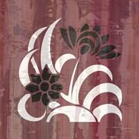 Glyphic Tiles I Fine-Art Print