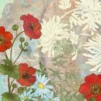 Summer Poppies I Fine-Art Print