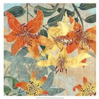 Tiger Lilies I Fine-Art Print
