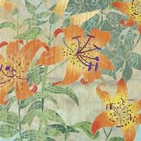 Tiger Lilies II Fine-Art Print