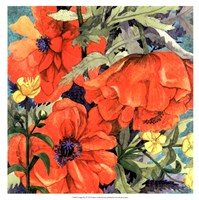 Poppy Play II Fine-Art Print