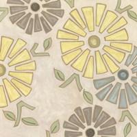 Pastel Pinwheels I Fine-Art Print