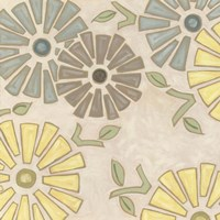 Pastel Pinwheels II Fine-Art Print
