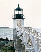 Lighthouse Views I Fine-Art Print