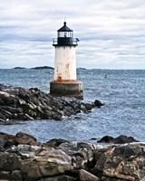 Lighthouse Views III Fine-Art Print