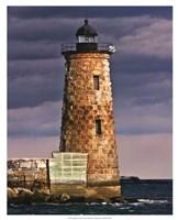 Lighthouse Views V Fine-Art Print
