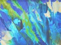 Blue Crush I Fine-Art Print