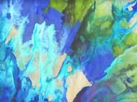 Blue Crush II Fine-Art Print
