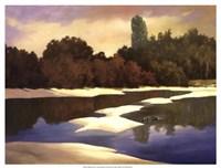 Sandbanks I Fine-Art Print