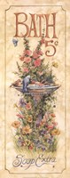 Bath (Bird bath) Fine-Art Print