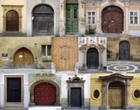 Doors I Fine-Art Print