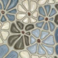 Tiled Petals II Fine-Art Print