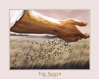 The Sower Fine-Art Print