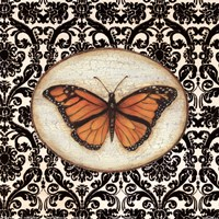 Fanciful Butterfly I Fine-Art Print