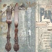Fine Dining I Fine-Art Print