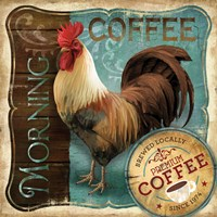 Morning Coffee Fine-Art Print
