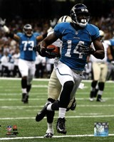 Justin Blackmon 2012 Action Fine-Art Print