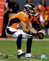 Eric Decker 2012 Action Fine-Art Print