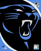 Carolina Panthers 2012 Team Logo Fine-Art Print
