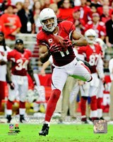 Larry Fitzgerald 2012 Action Fine-Art Print