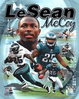 LeSean McCoy 2012 Portrait Plus Fine-Art Print
