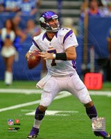 Christian Ponder 2012 football Fine-Art Print