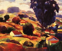 The Valley Fine-Art Print