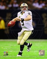 Drew Brees 2012 Action Fine-Art Print