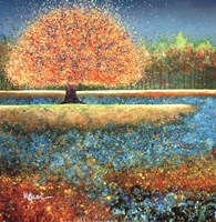 Jewel River Fine-Art Print