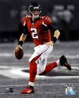 Matt Ryan 2012 Spotlight Action Fine-Art Print