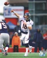 Peyton Manning 2012 Action Fine-Art Print