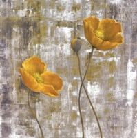 Yellow Flowers I Fine-Art Print