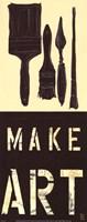 Make Art Fine-Art Print
