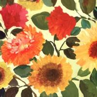 Fall Garden II Fine-Art Print
