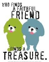 A Faithful Friend Fine-Art Print